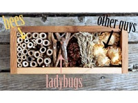 Building an Insect Hotel