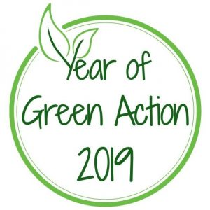 """Year of Green Action"""